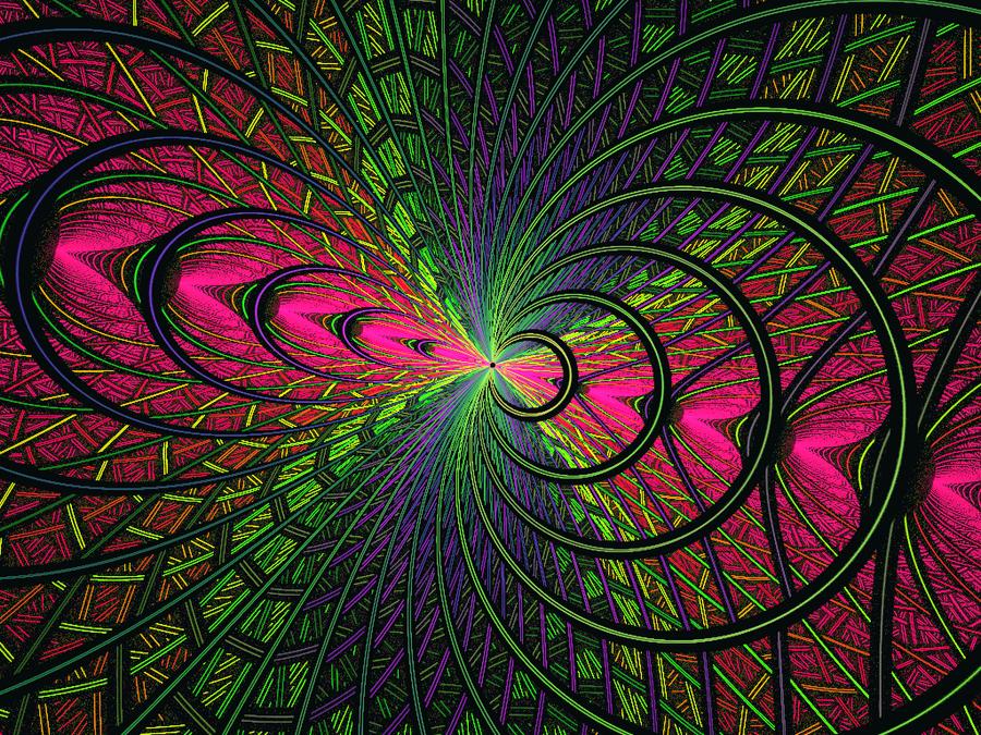 Cosmic Fantasy Fractal Blacklight: Psychedelic Black Light 1 By Iggwilv On DeviantArt