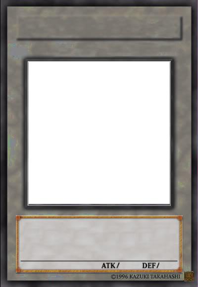 Dark Synchro Card Base 1 By Iggwilv On Deviantart