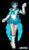 Crystal Sailor Mercury