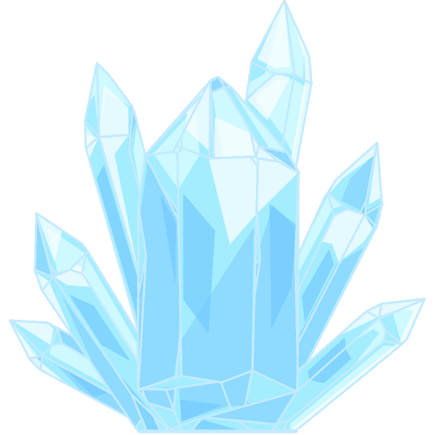 scandinavian crystal shard by iggwilv on deviantart