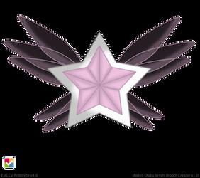 Grand Sailor Neo Cosmos Brooch