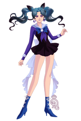 Vision Sailor Vanth by Iggwilv