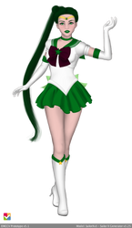 Sailor Juno by Iggwilv