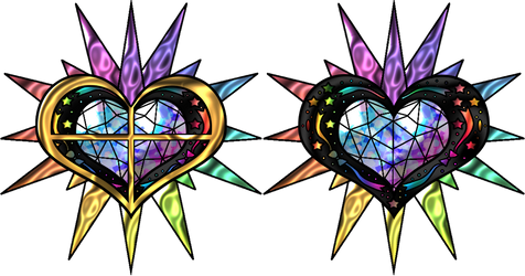 Legacy Broach Colored