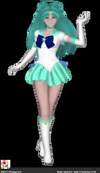 Sailor Salacia  1 by Iggwilv