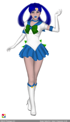 Sailor Gaia 1 by Iggwilv