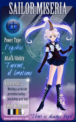 Sailor Miseria Sailor Senshi Deviant Art ID