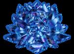 SMC Uranus Crystal with Lotus