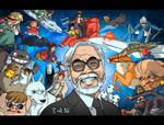 Miyazaki's Creations