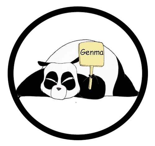 Panda Genma Chibi By Mikuko