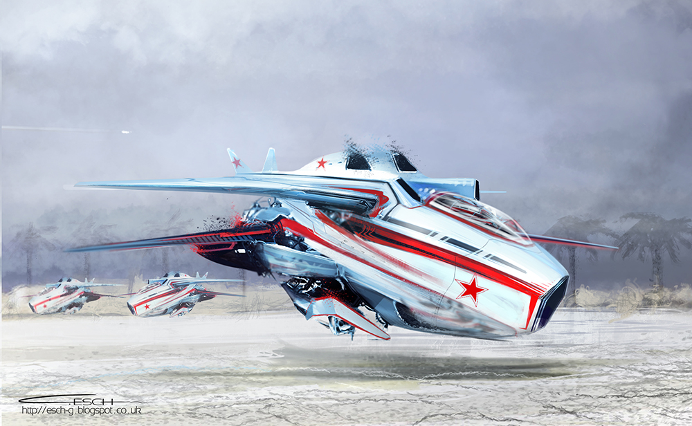 Russia Module by G-ESCH