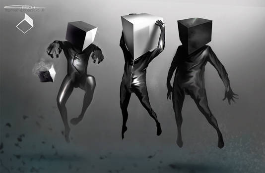 Character study Mind's Cube