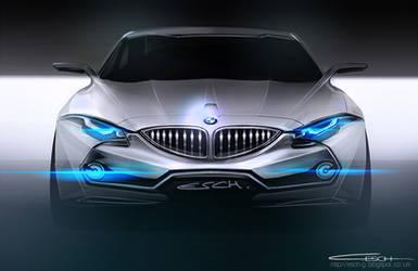 BMW Serie six