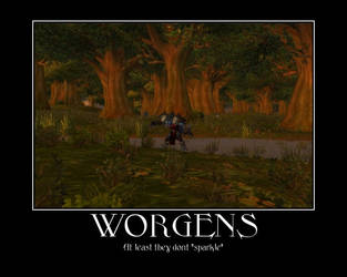 Worgens dont sparkle by Xyga