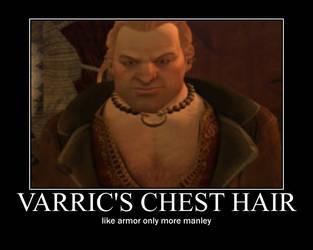 varrics chest hair by Xyga
