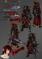 Ezikhin Omenblade: Exarch of Meggido
