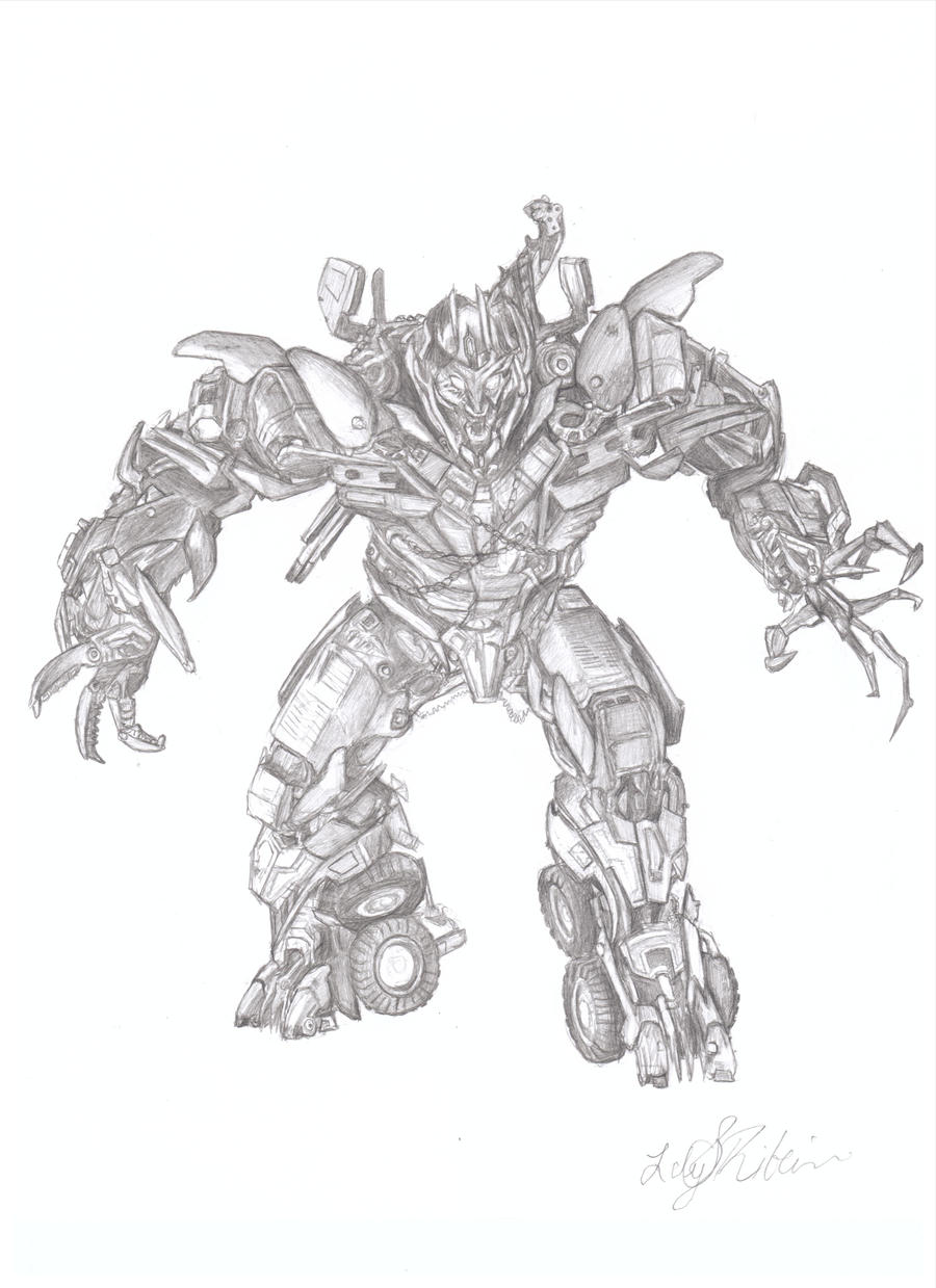 Image Result For Megatron Coloring Pages