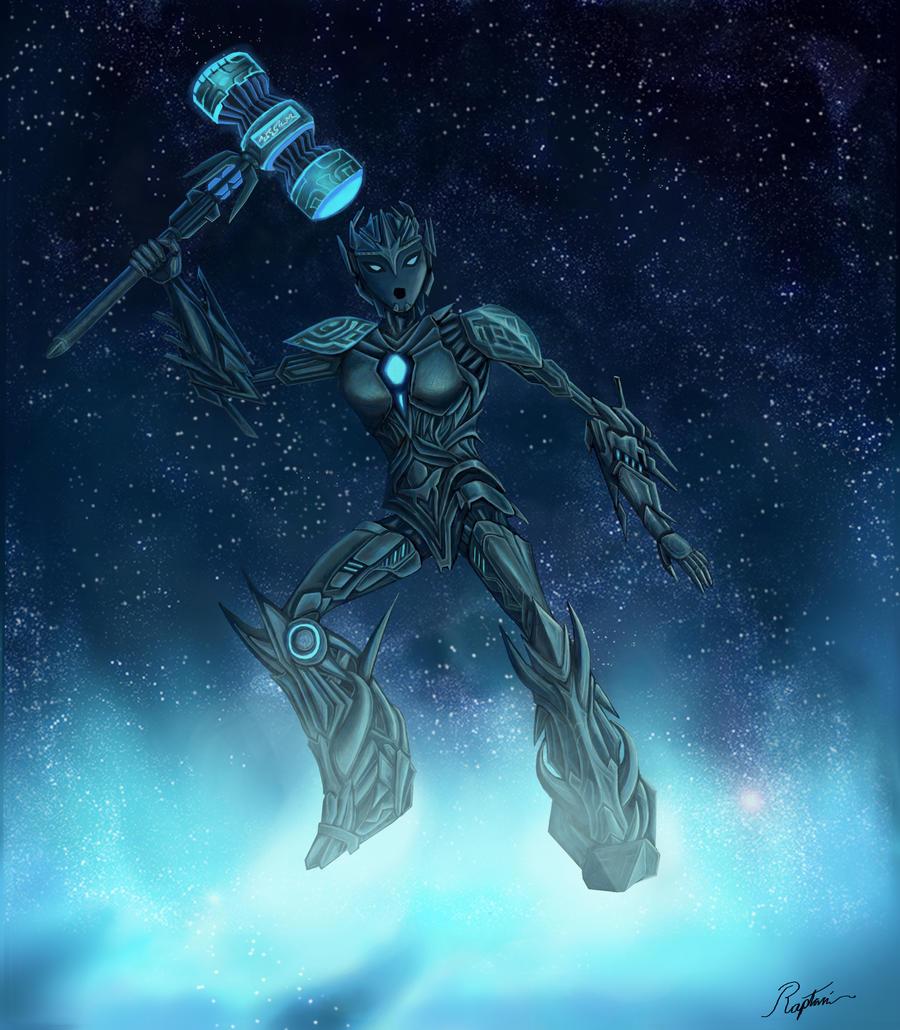 [Pro Art et Fan Art] Artistes à découvrir: Séries Animé Transformers, Films Transformers et non TF - Page 10 Solus_prime_by_raptarrin-d5rtvfk