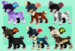 Canine batch #15 [CLOSED]