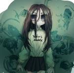 dead girl. sketch