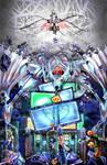 The Final Battle (Kingdom Hearts 2) by Arcanekeyblade5
