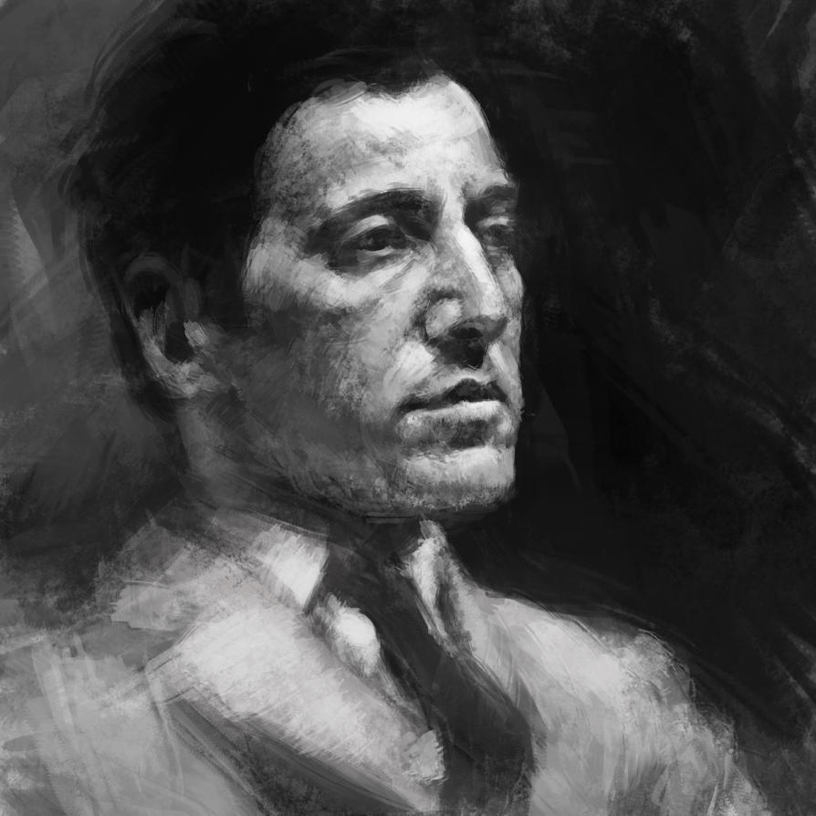Godfather by Fleret
