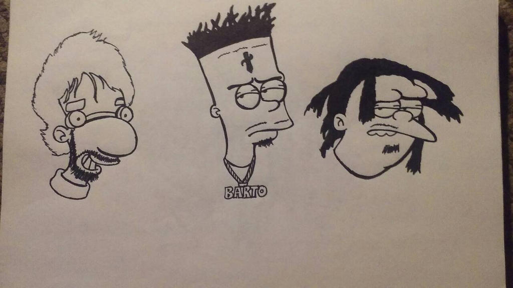XXL '16 x The Simpsons by CN-Jackson-County