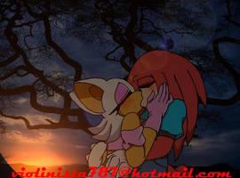 kissme by Rouge-the-bat-777