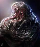 Venom by mzrkart