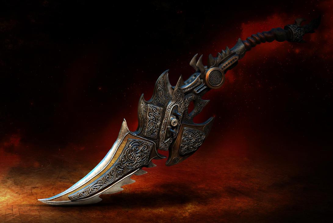 Sword by mzrkart