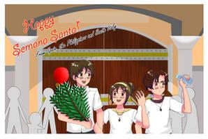 APH-LTN: Semana Santa by Paite-chan