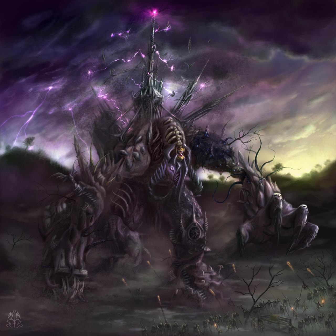 Sanctuary,  Colossus of Death