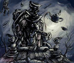 Mad Hatter, Alice Madness