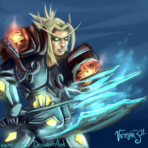 Avatares by Infernum Blood_elf_paaladin_skeetch_by_vempirick-d49plze