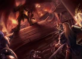 The culling of Strateholme by vempirick
