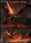 Winged Ringed Knight