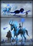 Frozen Reindeer murkman sorcerer raider