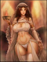 Gwynevere princess of sunlight by vempirick
