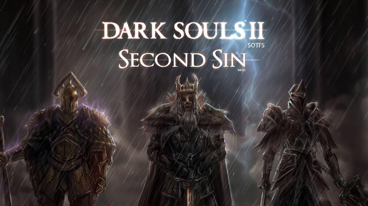 Dark Souls 2 : Second Sin MOD