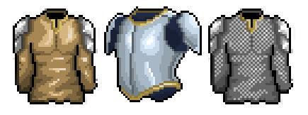 Remade Armour