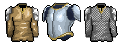 Remade Armour by Megatonter