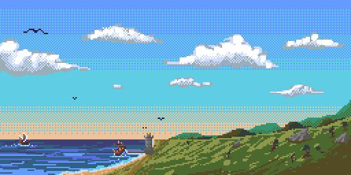 Pixel Port by Megatonter