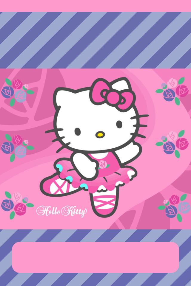 Hello kitty ballet no 1 v1 1 by iwonder777 on deviantart - Ballerine hello kitty ...