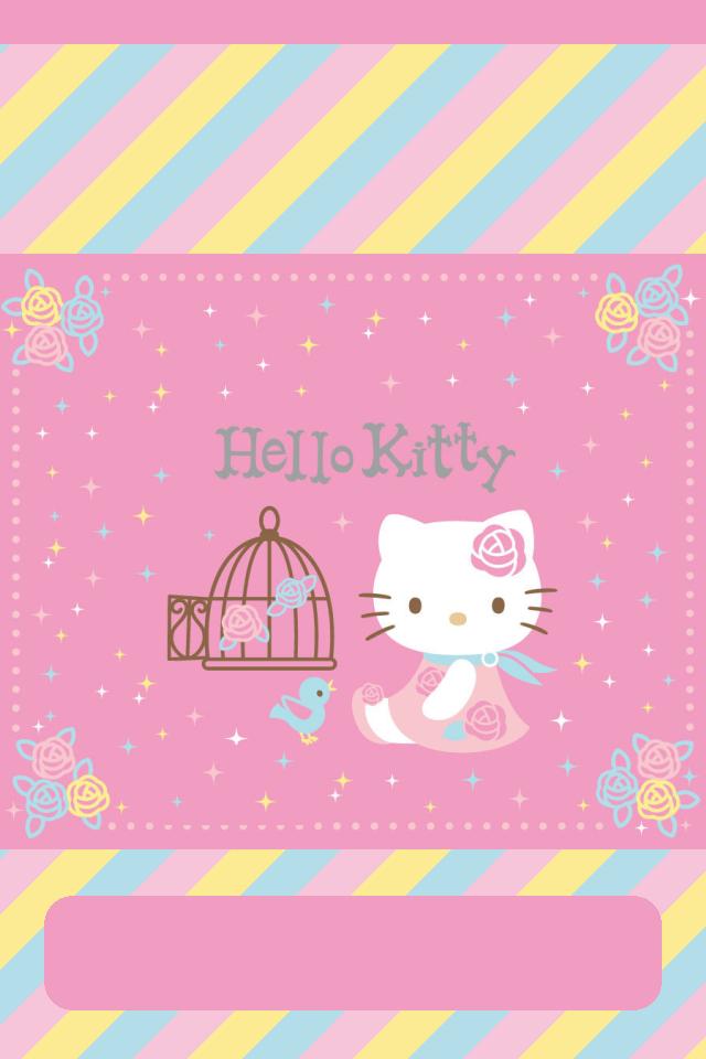 Hello Kitty Paris Rose V1 1 By Iwonder777 On Deviantart