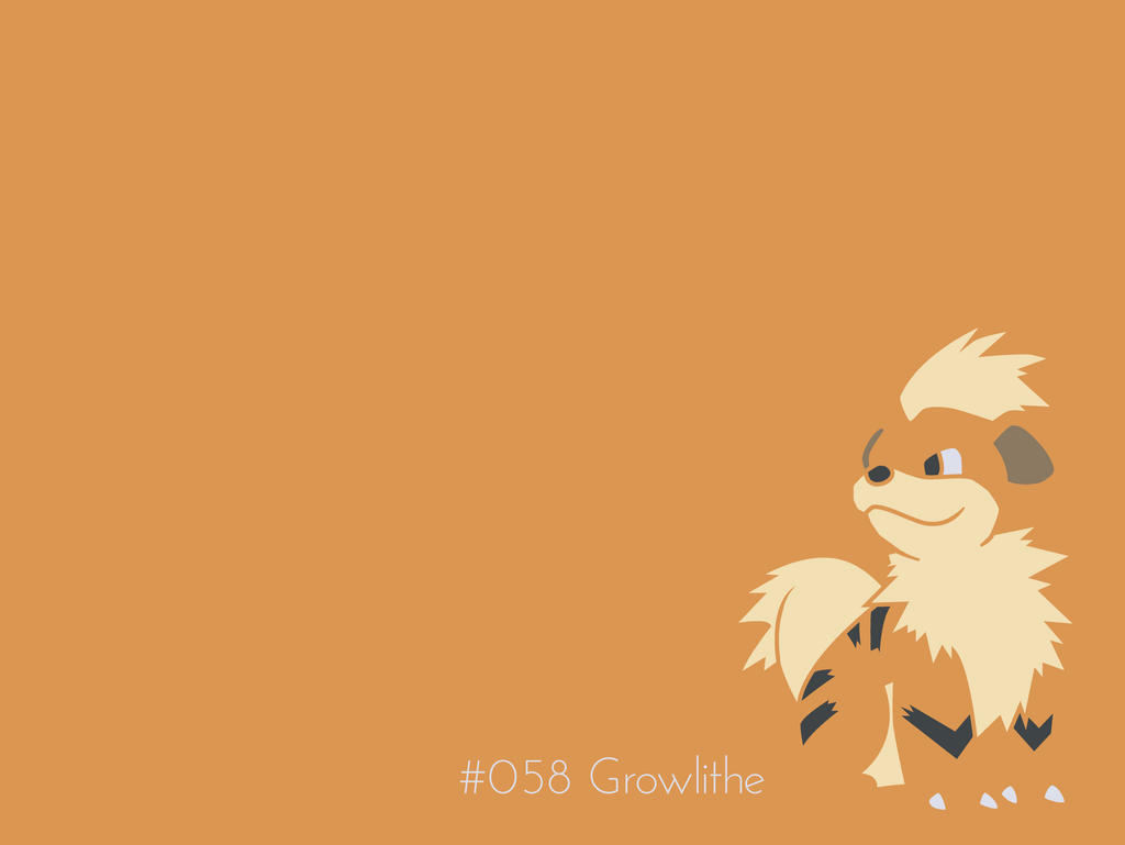 growlithe wallpaper - photo #7