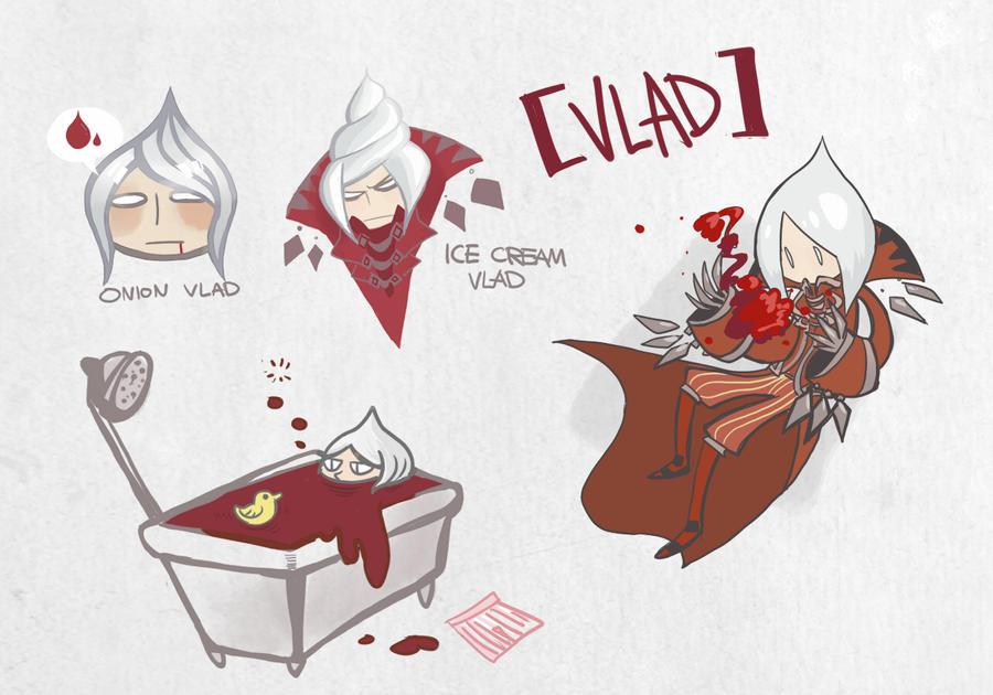 VLAAAAD by inkinesss