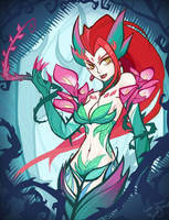 Zyra by inkinesss