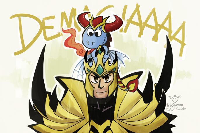 Demaciaaaaa by inkinesss