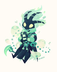 Thresh by inkinesss