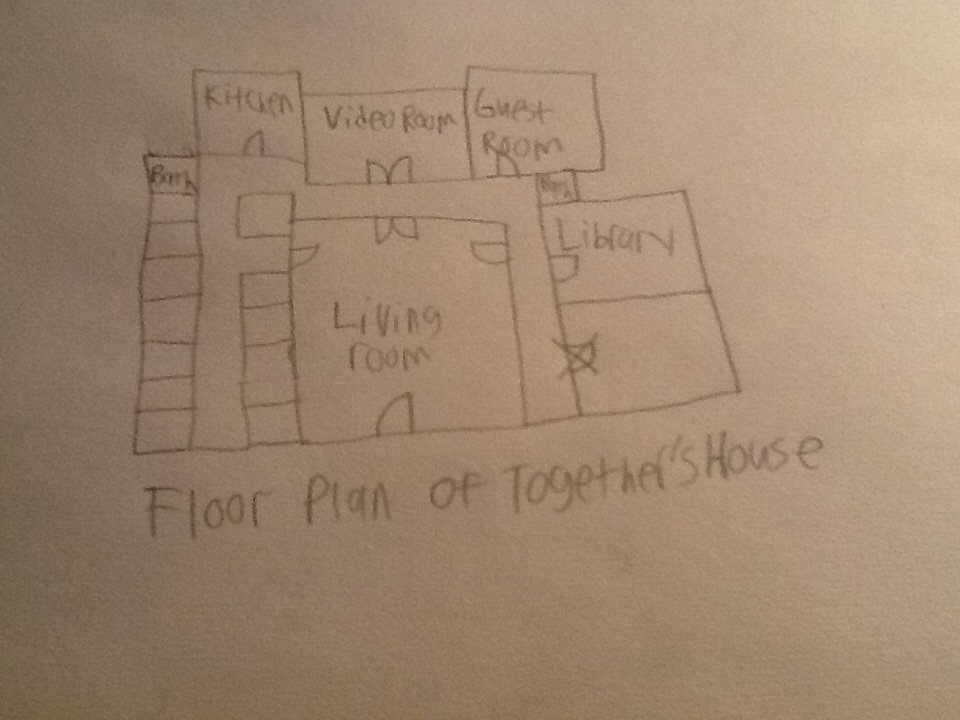 Together's House Floor Plans by LDboy